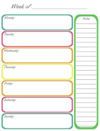 calendar templates weekly weekly calendar template free printable weekly calendar templates