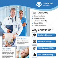 Medical Brochure Template Amazing Free Health Brochure Templates Health Care Brochure Template Medical