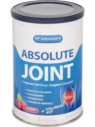 Добавка для <b>суставов</b> и связок Vplab Absolute Joint (малина) 400 ...