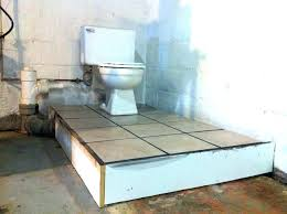 Toilet Pumper Basement Bathroom Pump System Gorgeous Systems With Toilets