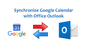 How To Synchronize Google Calendar With Outlook 365 2016 2013 2010