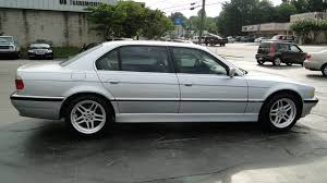 2001 BMW 740il Sedan | W45 | Dallas 2013