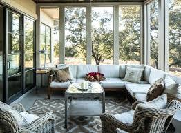 indoor sunroom furniture ideas. Sunroom Furniture Ideas Screened Porch Design In Natural Colors Indoor