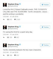 Stephen King   Peter Straub To Write Talisman 3 In 2015 likewise 5 Things We Know About Stephen King's Up ing Novel 'Sleeping also  additionally Daniel's Corner Unlimited  Book Review  The Dark Tower book 2  The additionally Stephen King's 20 Tips for Be ing a Frighteningly Good Writer also Stephen King's 20 Tips for Be ing a Frighteningly Good Writer as well On Writing   A Memoir of the Craft by Stephen King  Paperback further Stephen King's Reading List for Writers further Stephen King will not be writing for Castle Rock TV series also Lilja's Library   The World of Stephen King  1996   2018 together with This is the Stephen King novel I tried to write when I was six. on latest on writing stephen king 3