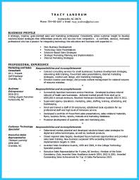 Resume Examples Business Resume And Cover Letter Resume And