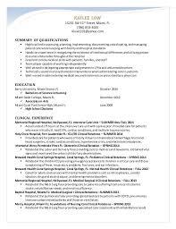 Kaylee's Nursing Resume 2014. KAYLEE LOW 15231 SW 31st Street, Miami, FL  (786) 853-3405 ...