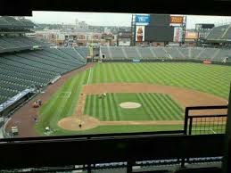 Coors Field Section Luxury Suites Home Of Colorado Rockies