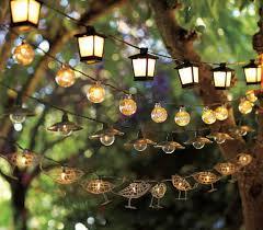 String Light Decorative For Patio Decoration