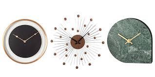 15 best modern wall clocks cool home