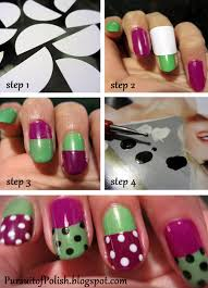 Nail Designs With Tape Tutorial Amazing diy nail art designs