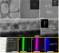 Synthesis of large-area multilayer <b>hexagonal</b> boron nitride for high ...