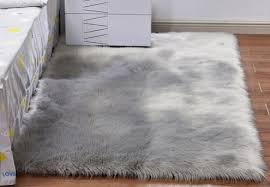 soft fluffy rug five sizes four colours available with free delivery
