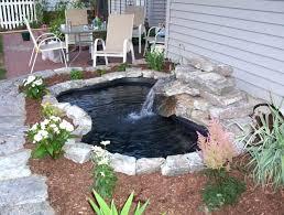 backyard waterfall ponds waterfall pond kits diy pond waterfall diffuser