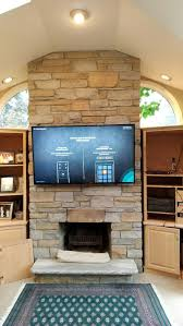 tv installation experts same day next day wall mount mounting tv over fireplace without studs