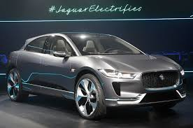 2018 jaguar jeep. Brilliant Jaguar 2018 Jaguar IPace Electric SUV Revealed For Jaguar Jeep 1