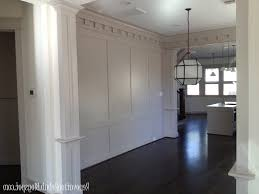 Living Room Wainscoting Best Custom Wainscoting Dining Room Decor Photos Of Ideas Wall