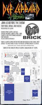 Brick Breeden Fieldhouse Concert Seating Chart Def Leppard Brick Breeden Fieldhouse