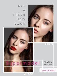 brings fashion week 2016 runway inspired makeup looks to youcam makeup business wire
