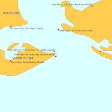Point Ybel San Carlos Bay Entrance Florida Tide Chart