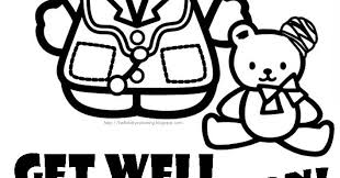 Get Well Soon Coloring Page Free Coloring Pages On Art Coloring Pages