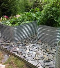 galvanized steel garden beds safe. Delighful Galvanized Conquest Steel Raised Garden Beds For Terrace Patio Throughout Galvanized Safe