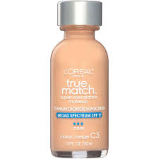 best overall l oreal paris true match super blendable foundation