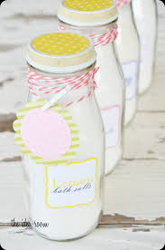 Decorative Jars For Bath Salts Homemade Bath Salts Recipe For You To Make At Home 42