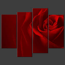 red rose canvas wall art pictures prints decor larger sizes available on red rose canvas wall art with canvas print pictures high quality handmade free next day delivery