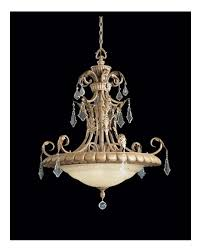 inexpensive lighting fixtures. kichler lighting 2733 rvn six light hanging pendant chandelier in ravenna finish with gold leaf accents inexpensive fixtures