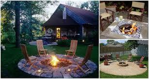Fancy fire pit design ideas backyard home Stone Fancy Backyard With Firepit 87 On Home Design Furniture Decorating With Backyard With Firepit Janielinsmith Fancy Backyard With Firepit 87 On Home Design Furniture Decorating