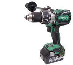 hitachi power tools. brand new technology. same old reliability. hitachi power tools e