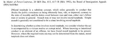 Crime Involving Moral Turpitude Chart Roberto Osuna Immigration Law And Crimes Of Moral