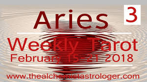 aries february 15 21 2018 week 3 general tarot reading sweet deal
