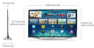 samsung 65 inch smart tv. samsung ue65es8000, 65 series 8 full hd 1080p smart 3d led tv with voice \u0026 motion control system, freeview freesat samsung inch tv u