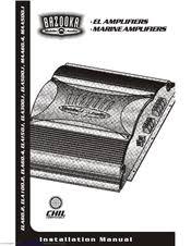 bazooka ela500 1 manuals Bazooka Ela Wiring Diagram Bazooka Ela Wiring Diagram #61 bazooka el wiring diagram