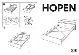 Ikea Bed Frame Assembly