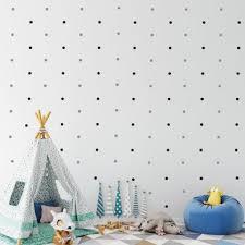polka dot wall decals pattern vinyl