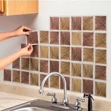 self adhesive wall tiles self adhesive tiles save money on kitchen renovation adhesive backsplash tiles kitchen self adhesive wall