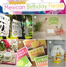 Fiesta Table Decorations Ideas For Hosting A Mexican Birthday Fiesta