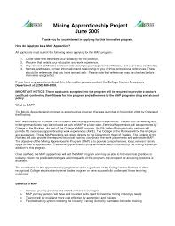 Resume Finish Carpenter Resume