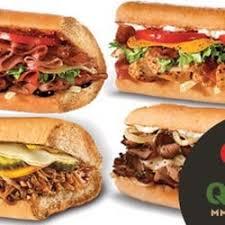 Quiznos Pendale Plaza Closed Sandwiches 210 Glendale