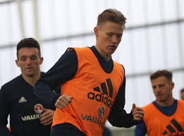 Scott mctominay | exclusive scotland camp interview & podcast. Scott Mctominay Chose Scotland Over England After Gareth Southgate Only Sent Manchester United Star A Text The Independent The Independent