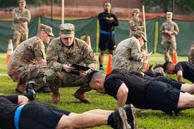 Army Combat Readiness Test Scoring Chart Army Unveils Major Changes To New Combat Fitness Test