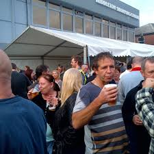 Middleton crowds only here for the beer this weekend - Manchester Evening  News