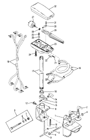 Stunning mercury thruster trolling motor wiring diagram contemporary