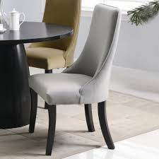 outstanding modern upholstered dining room chairs in interior decor home with additional 53 modern upholstered dining