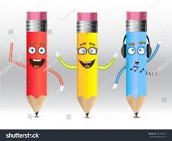 fancy office supplies. Pencil Character, Fancy Pencils Office Supplies A