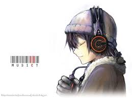anime guy headphones wallpaper. Contemporary Headphones Wallpapers For U003e Anime Guy Headphones Wallpaper To Cave