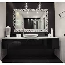 decorative bathroom mirror rectangle. Decorative Bathroom Mirrors Large Wall Decor Ideas With Regard To 2017 Best 15 Mirror Rectangle O