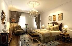 bed bath and beyond chandelier over choosing chandeliers in bedrooms gorgeous bedroom design with dark brown